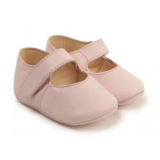 Hugo Boss Footwear Ballerina Crib Shoe - Pale Pink