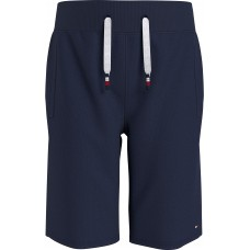 Tommy Hilfiger Boys Cotton Shorts - Navy