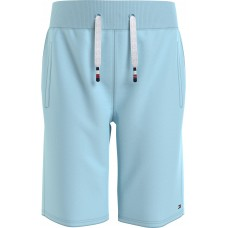Tommy Hilfiger Boys Cotton Shorts - Pale Blue